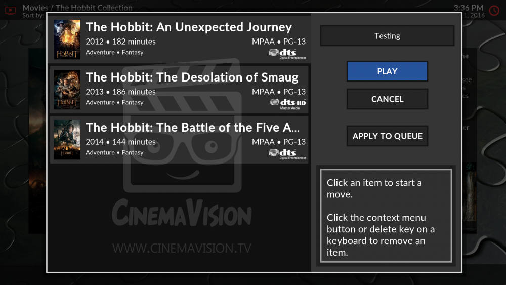 CinemaVision Queue Dialog.png