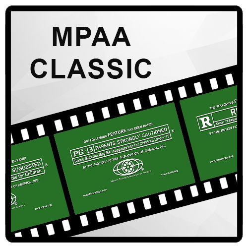 MPAA Classic Ratings