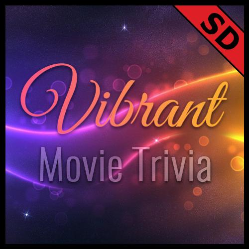 how to configure trivia slides cinemavision