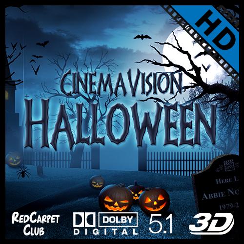 CinemaVision Halloween (HD) (3DSBS) (DD5.1)