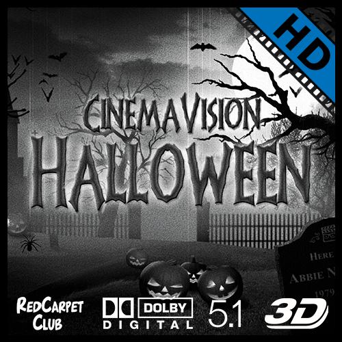 CinemaVision Halloween Retro (HD) (SBS3D) (DD5.1)