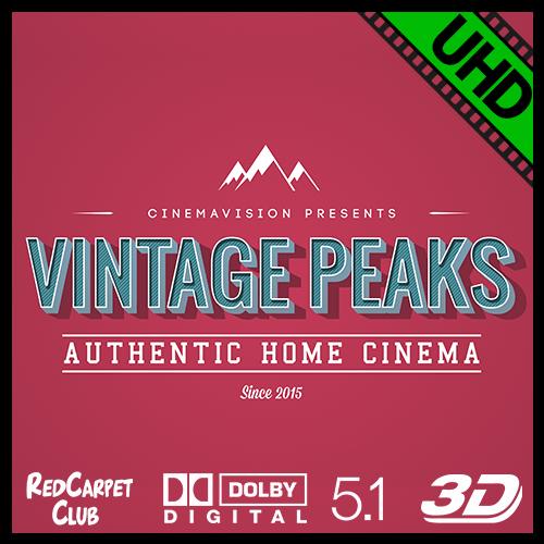 Vintage Peaks (UHD) (3DSBS) (DD5.1)