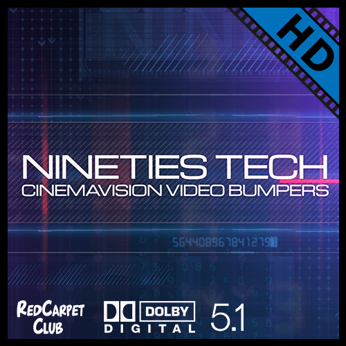 Nineties Tech (HD) (DD5.1)