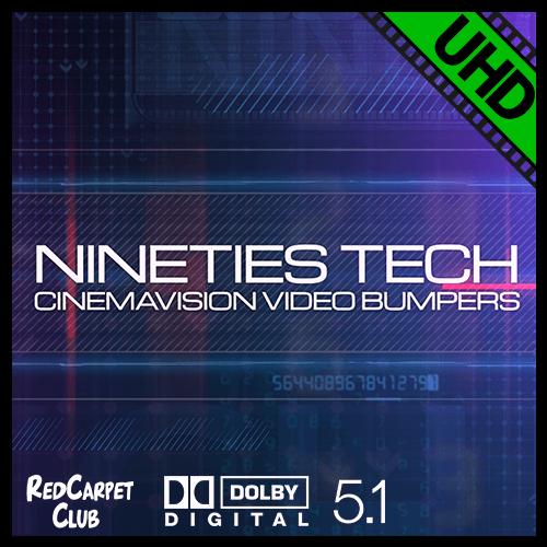 Nineties Tech (UHD) (DD5.1)