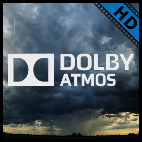 Dolby Atmos Pack (HD) - Audio Format Bumpers - CinemaVision