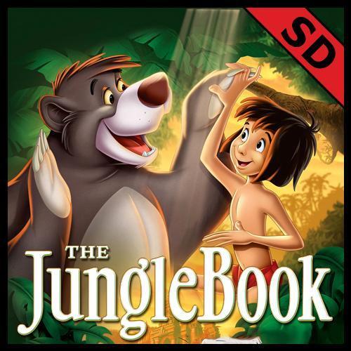 The Jungle Book - 1967 (480p)
