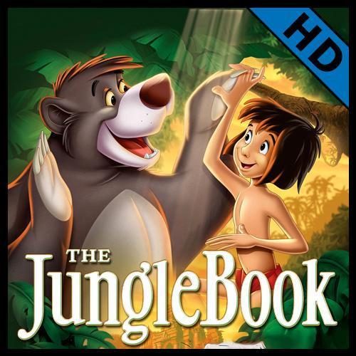 The Jungle Book - 1967 (1080p)